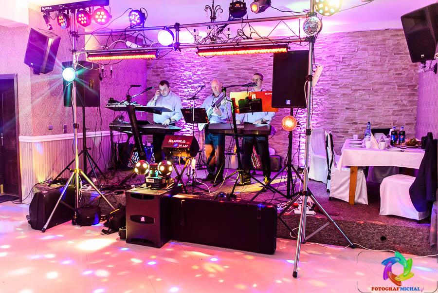zespół muzyczny Supra Bolszewo